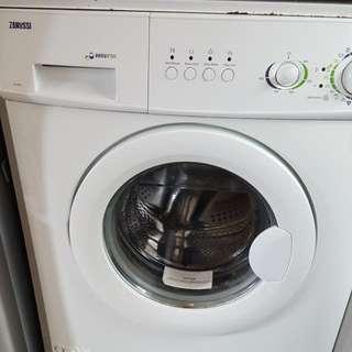 金章……前置洗衣机、