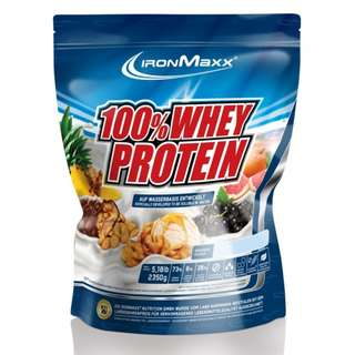 IRONMAXX 100% Whey Protein Bag (2350g)