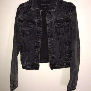 real denim jacket