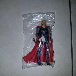 "Hasbro Thor Figure from Avengers Movie Series 3.75"""