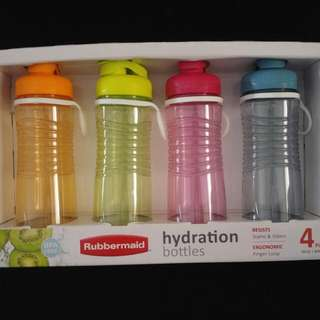 Water Bottle/tumblers (Rubbermaid Brand Original From U.S.)