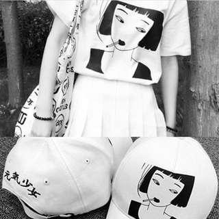 Harajuku Cigarette Girl