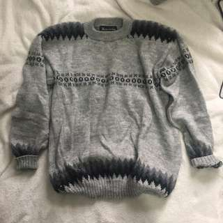 100% Alpaca Wool Jumper