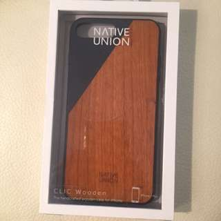 Brand New iPhone 7 Plus Native Union Phone Case