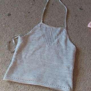 Supre knit halter top