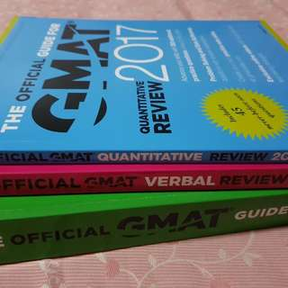 The Official GMAT Reviewer