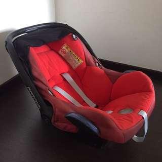 MaxiCosi Cabriofix Infant Car Seat