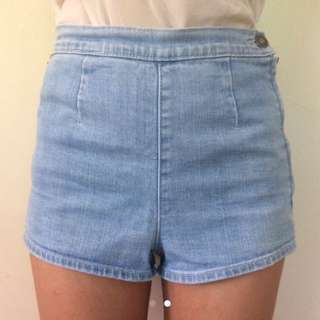 Ziggy Denim high waisted skirt