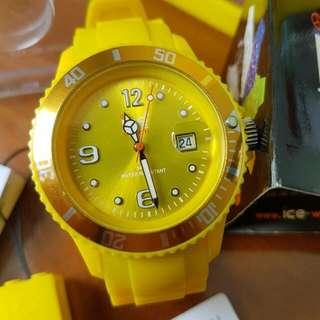 Ice Watch Seri Ice Forever Yellow Medium