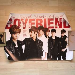 [WTS] [Pre-loved] Boyfriend Don't Touch My Girl Official Poster