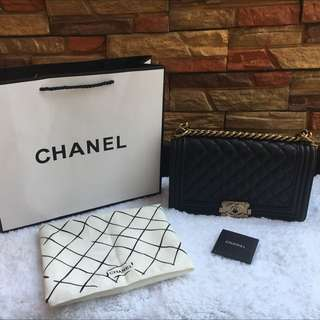 Chanel Leboy Bag