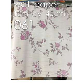 Wall Paper  Design 061