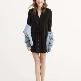 Abecrombie Shirt Dress
