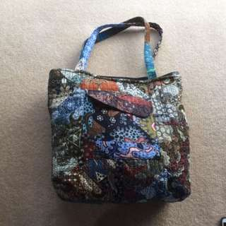 Colourful Batik Bag