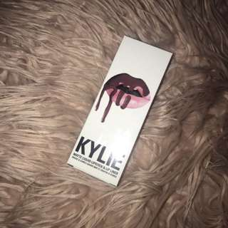 "Authentic Kylie Lip Kit ""love bite"""