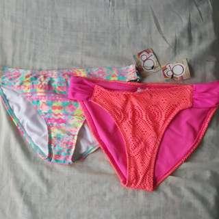OP bikinis Size M
