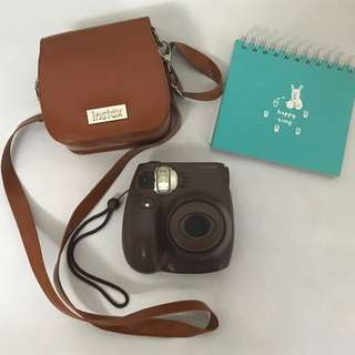 Fujifilm Instax Mini 7S Bundle + Bag + Album