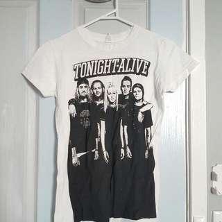 Tonight Alive Band T-shirt