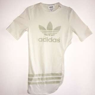 ADIDAS XS fitted Dress Top