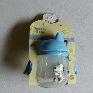snoopy training cup