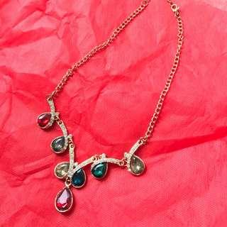 Fashion Jewel Necklace