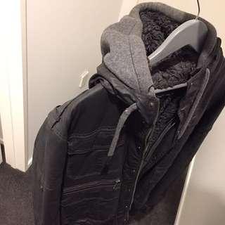 Black Stray Jacket