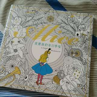 Colourful Wonderland - Adult Colouring book