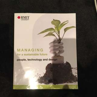 Rmit Introduction To Management Textbook