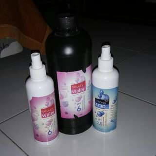 BEAUTY WATER ORI + STRONG ACID BY MESIN KANGEN WATER