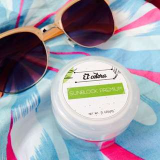 Sunblock Cream (for Face And Neck)