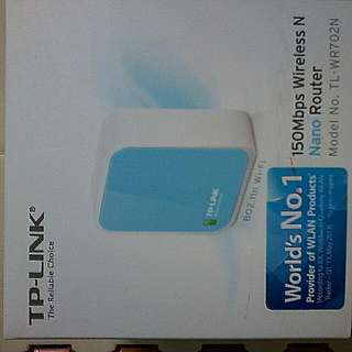 T P Link Router