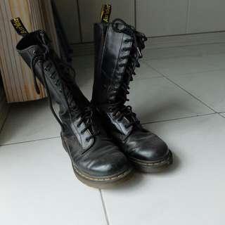 Dr. Martens High Boots Size 7
