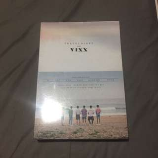 [BRAND NEW] VIXX 2016 Travel Diary