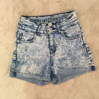 Cotton On Highwaist Shorts