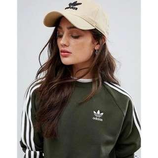 Adidas Logo Cap 可調式老帽