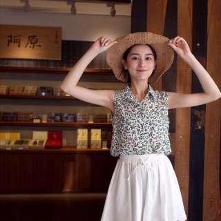 超美❤️顯瘦 綁帶 褲裙
