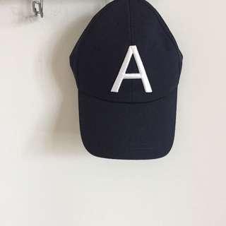 Zara字母A棒球帽