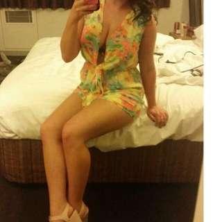 Gorgeous Bright Fluro Jumpsuit