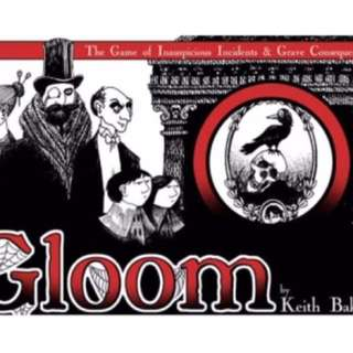 Gloom (2nd Edition) Card Game