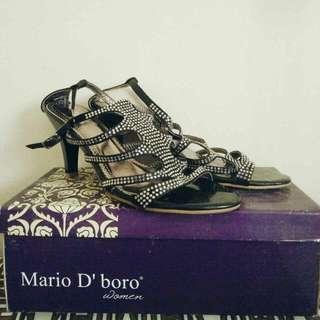 Mario D'boro Heels (Negotiable Price)