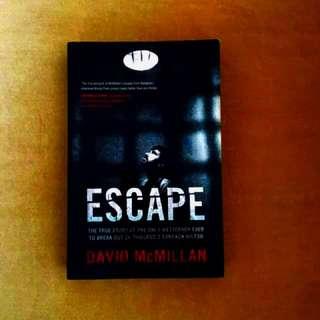 Escape By David McMillan