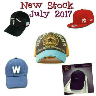 Collection Cap Snapback