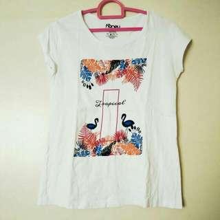White Tshirt (Negotiable Price)