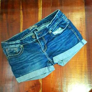 VANITY Denim Shorts