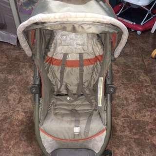 Graco baby stroller heavy duty