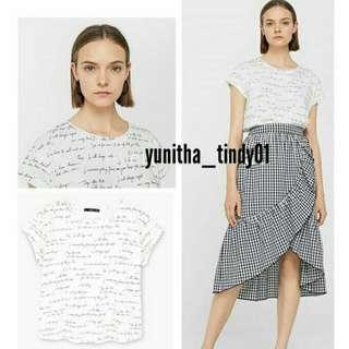 Zara Overrun Shirt