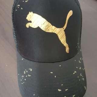 🚚 (已售出/寄出)(便宜出清)  Puma Rust金屬單豹卡車帽