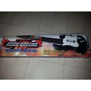 ROCK Guitar Hero for PS2