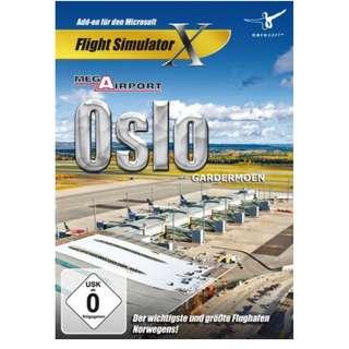 Mega Airport: Oslo Gardermoen (Windows - FSX)