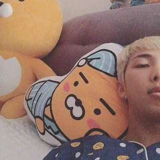Bts Rapmonster Ryan Doll Pillow